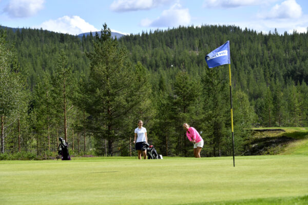 170730 Idre Idre golfbana Foto Nisse Schmidt